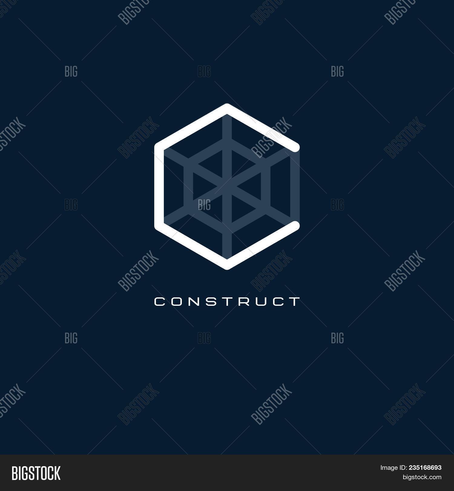 C Monogram  C Letter Vector & Photo (Free Trial) | Bigstock