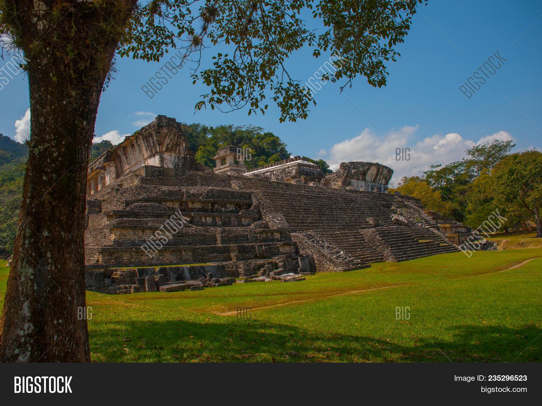 Palenque, Chiapas, Image & Photo (Free Trial) | Bigstock