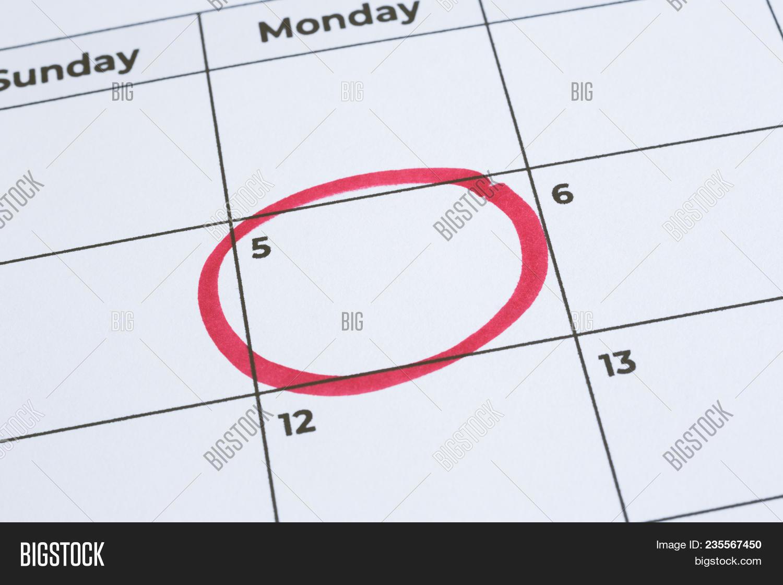 closeup blank planner image photo free trial bigstock