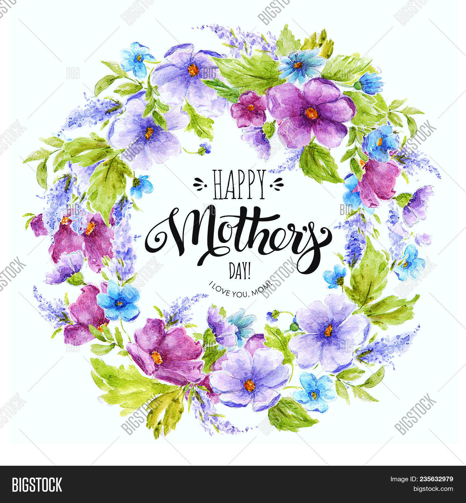 Happy Mother\'s Day Image & Photo (Free Trial) | Bigstock