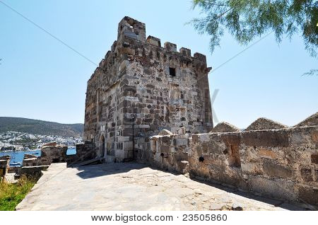 Bodrum's fortress