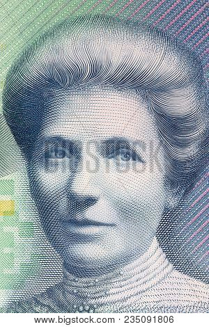 Kate Sheppard A Portrait From New Zealand Money