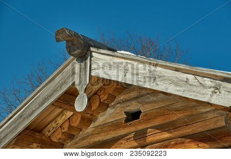 Russian Traditional Wooden Architecture - Chudsky Konek
