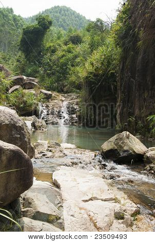 Mountain Creek Fall