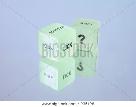 Foreplay Fun Dice