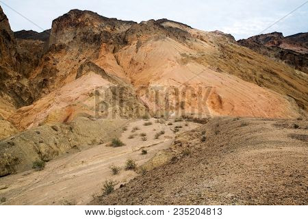 The Geology Of  Death Valley National Park, California
