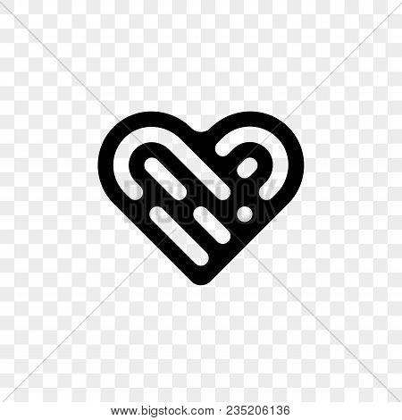 Heart Logo Vector Vector Photo Free Trial Bigstock