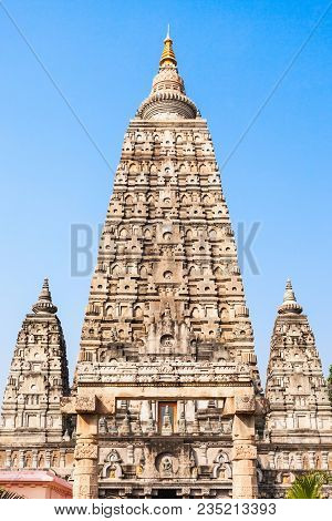Bodh Gaya Is A Religious Site And Place Of Pilgrimage Associated With The Mahabodhi Temple Complex I