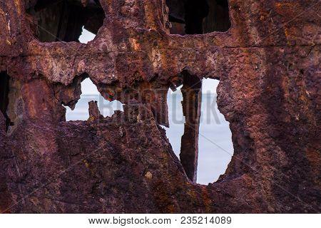 Shipwreck Of Hmqs Gayundah