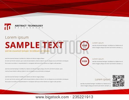 template layout vector photo free trial bigstock