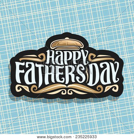 Vector Logo For Fathers Day