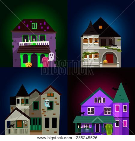 Cartoon Fairy Tale Castle Key-stone Palace Tower Icon Scarry Knight Medieval Architecture Building V