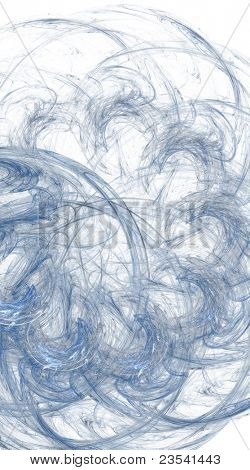 Abstract background for elegant design cover or fantasy composition. poster