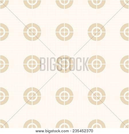 Crosshair, Aim, Optical Sight Pattern. Simple Illustration Of Crosshairs, Sights, Sniper Symbols. Fl