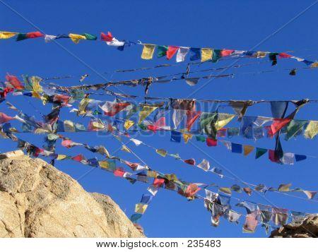 Nepalese Praying Flags