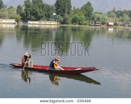 You Men At A Boat