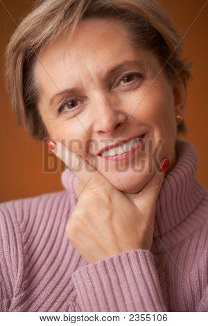 Attractive Mature Woman