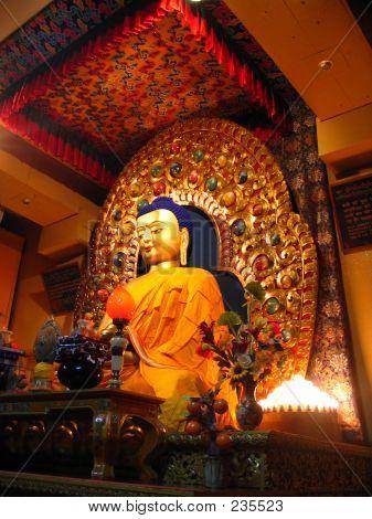 Buddha Figure.