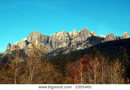 Northern California Castle Crags