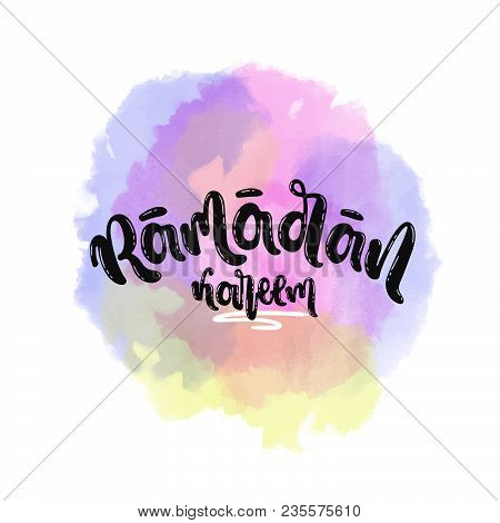Vector Hand Drawn Illustration. Phrase, Expression Positives Vibes Only, Lettering. Idea For Poster,
