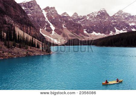 Morraine Lake Alberta Canada
