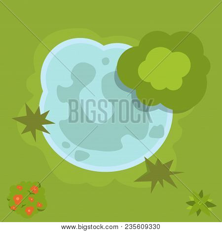 Leaves Green Trees Vector & Photo (Free Trial) | Bigstock