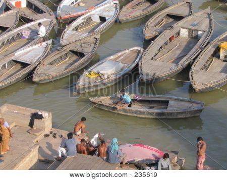 Ganges River, India