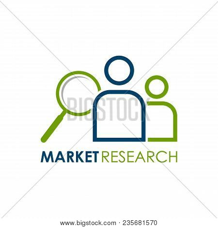 Human Resources Concept, Target Market And Audience, Focus Group, Public Relations, Vector Line Icon