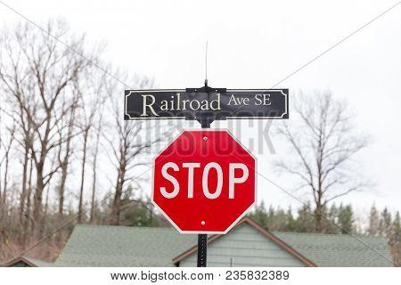 Street Sign Reading