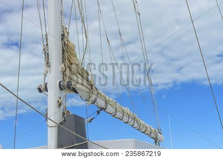 Rigging Is The Common Name Of All Gear On The Ship Or The Arming Of A Separate Mast Or Spar Tree Use