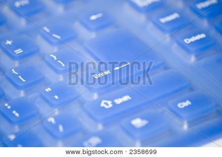 Flexible Keyboard. (Big)