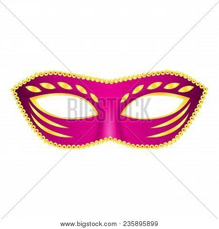 Brazilian Carnival Icon. Realistic Illustration Of Brazilian Carnival Vector Icon For Web