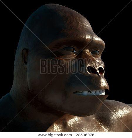 Neanderthal prehistoric man
