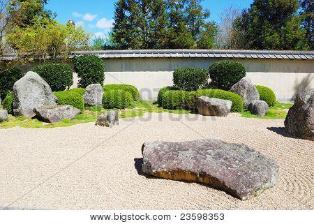 stylish landscaped backyard garden