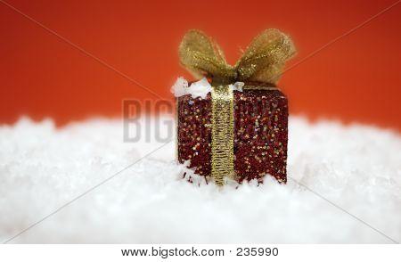 Saison-Weihnachtsgeschenk