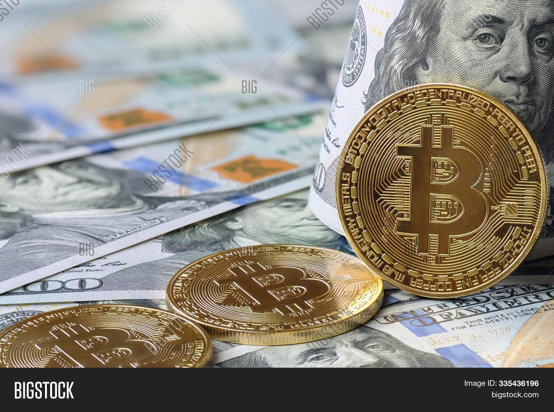 Bitcoin Dollar Image Photo Free