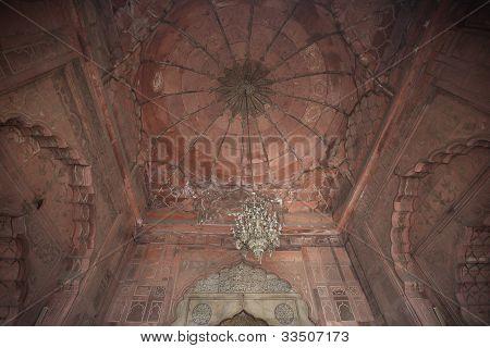 Jama Masjid mosque, Dehli, India