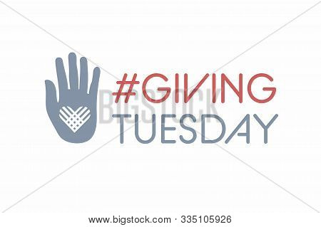 Special Day. Giving Tuesday Banner Design. Help.