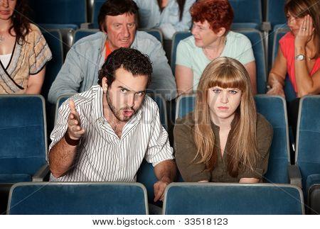 Serious Moviegoers