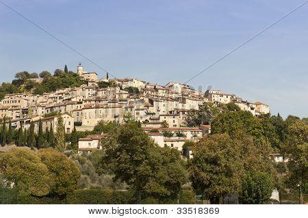 Medieval Village Of Fayence