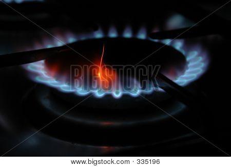Sparkling Gas