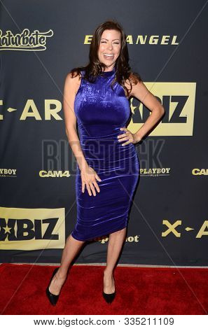 LOS ANGELES - NOV 20:  Alexis Fox at the XBIZ Nominations Gala at the W Hollywood Hotel on November 20, 2019 in Los Angeles, CA
