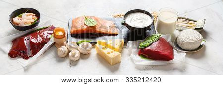 Natural Sources Of Vitamin B12 (cobalamin)