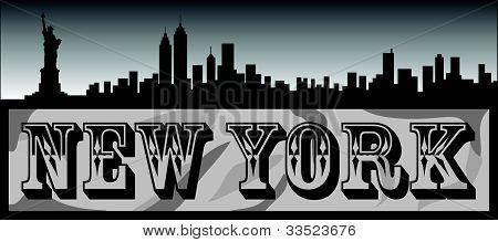 New York Silhouette.eps