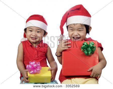 Sister And Gift