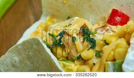 Crispy Chicken Carnitas