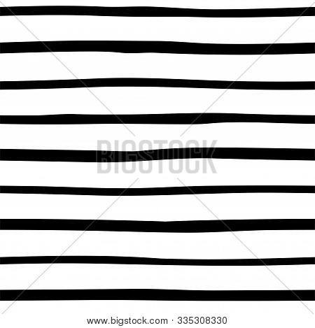 Abstract Background Seamless Pattern With Hand Drawn Lines. Hand Drawn Design. Modern Web Template.