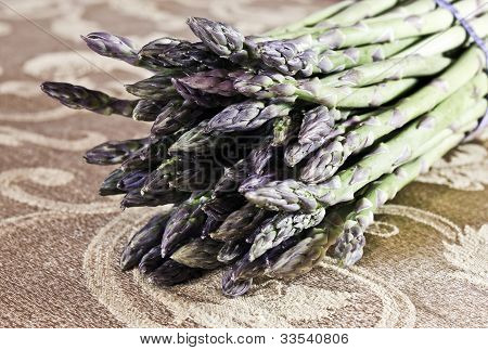 Asparagus In A Bunch