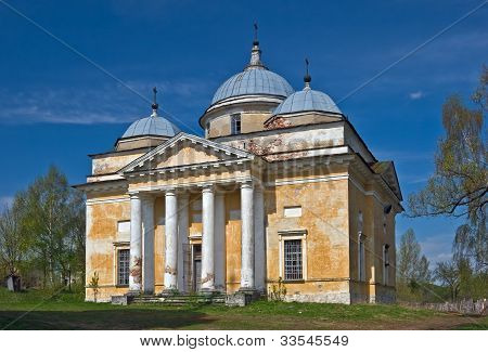 Saints Boris and Gleb Orthodox cathedral