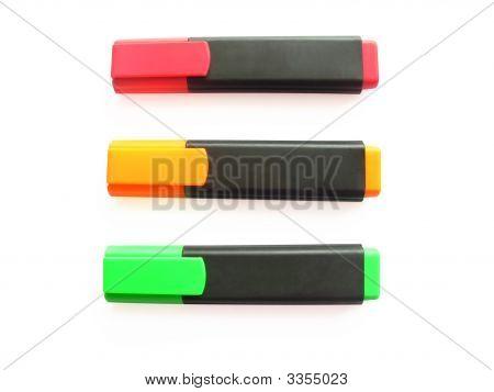 Three Markers